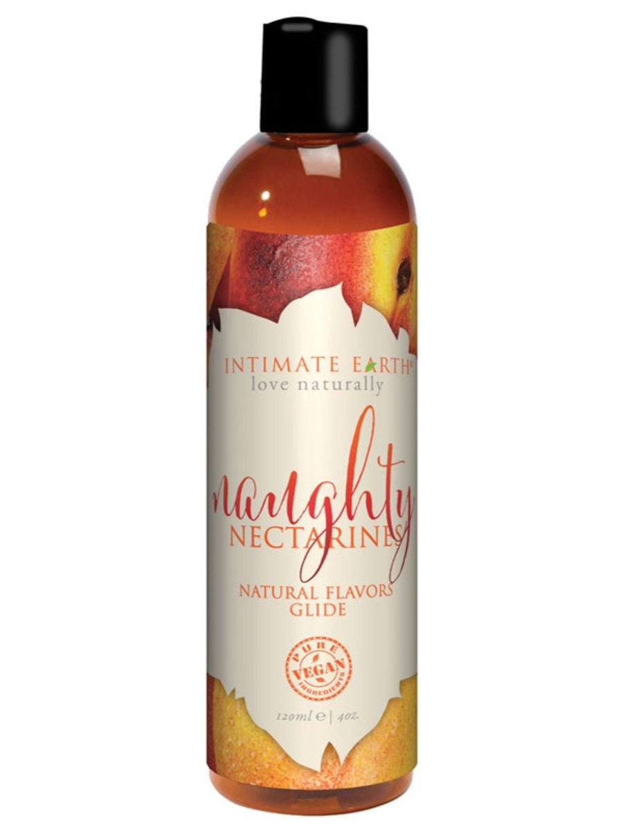 Naughty Nectarines Natural Flavours Glide