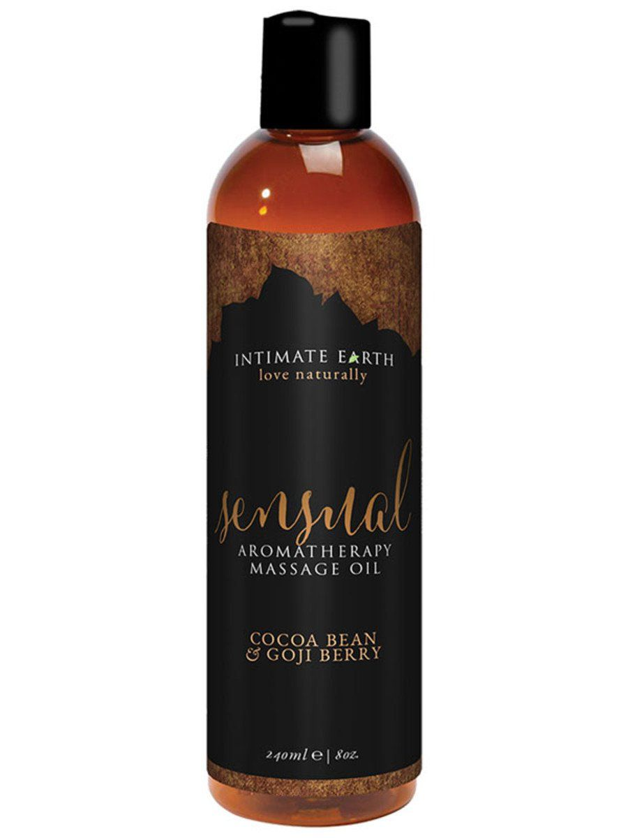 Sensual Massage Oil 120ml