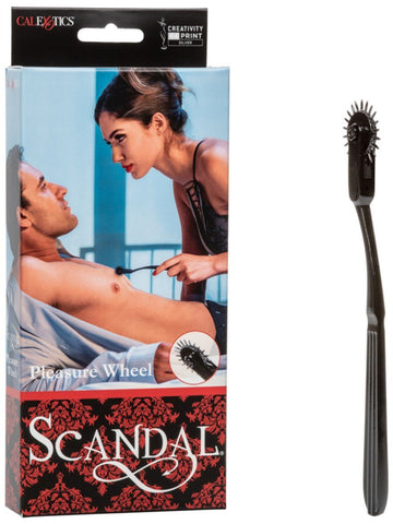 SCANDAL Pleasure Wheel  - CALIFORNIA EXOTIC NOVELTIES - JOUJOU