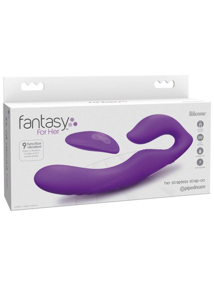 Fantasy For Her Her Ultimate Strapless Strap-On