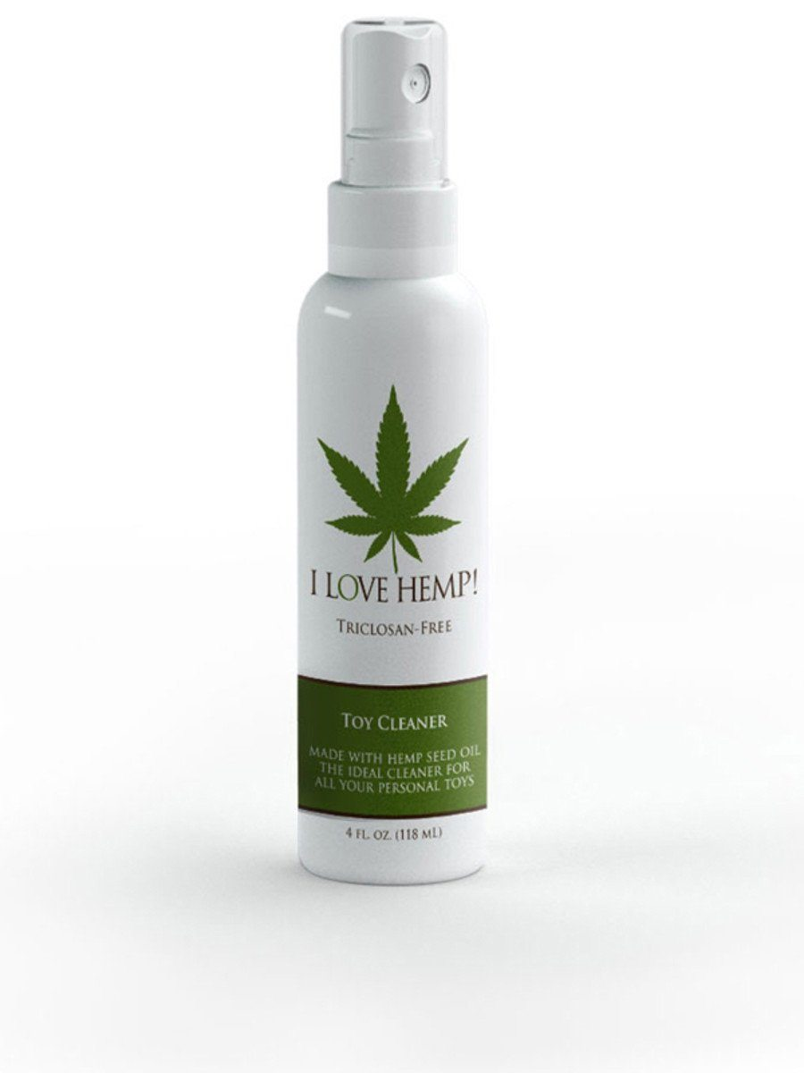 I Love Hemp Natural Toy Cleaner