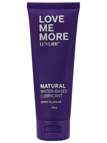 Luvloob Love Me More Lubricant Berry