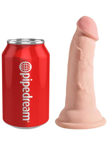 Copy of KING COCK PLUS 5 IN.TRIPLE DENSITY COCK