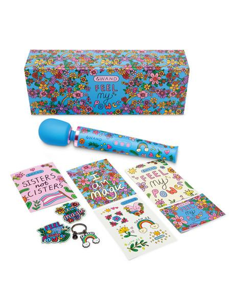 LE WAND FEEL MY POWER WEDNESDAY SPECIAL EDITION WAND MASSAGER