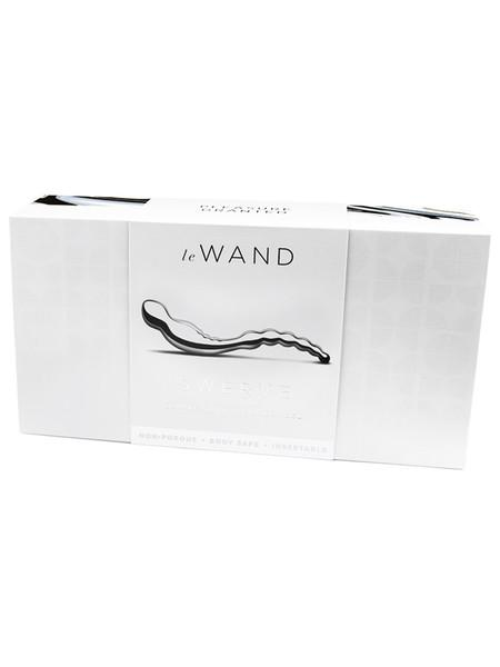 LE WAND SWERVE Stainless Steel Dildo