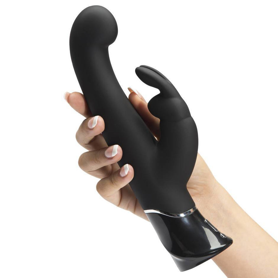 Fifty Shades Greedy Girl G-Spot Rabbit Vibrator | joujou.com.au