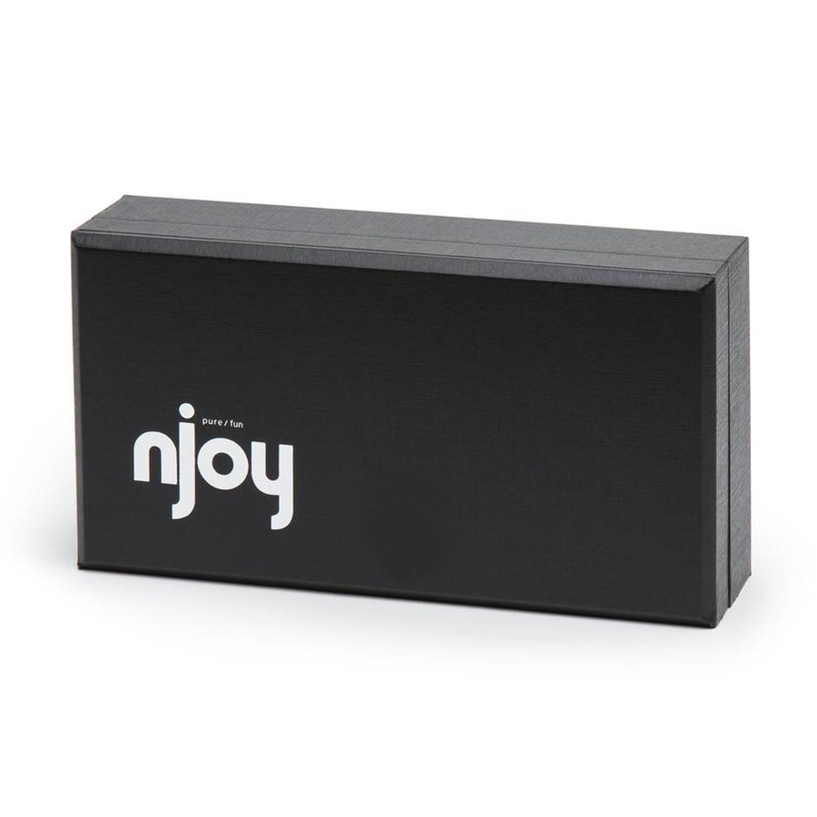 Njoy Pure Wand - Stainless Steel Dildo