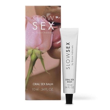 SLOW SEX: ORAL SEX BALM