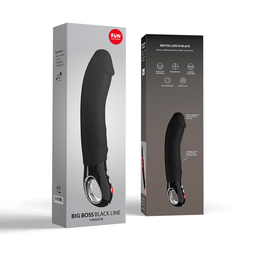 Big Boss G5 Deluxe Vibrator by Fun Factory - joujou.com.au