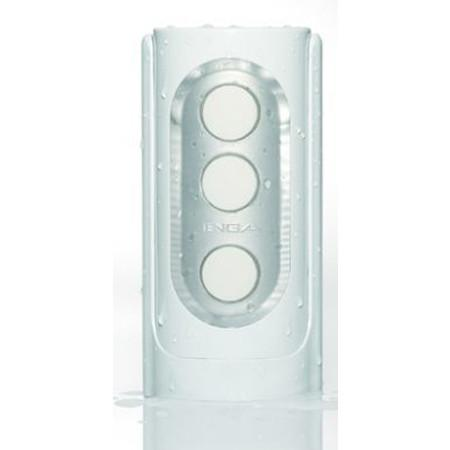 The TENGA FLIP HOLE WHITE is the next step in the evolution of male sex toys with its all new set of interior structures which are designed to give a new experience and sensation.