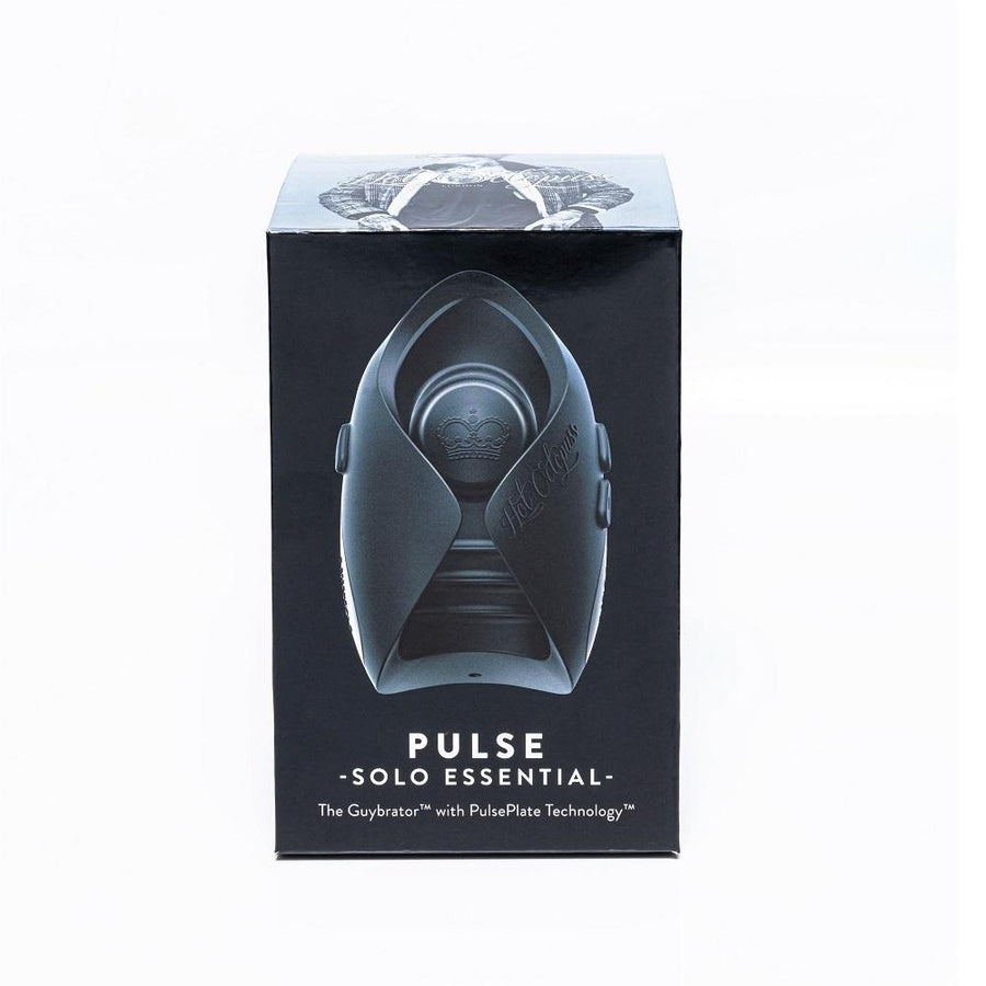 PULSE SOLO ESSENTIAL Guybrator by Hot Octopuss