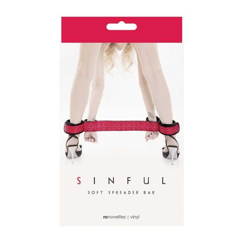 Sinful - Soft Spreader Bar