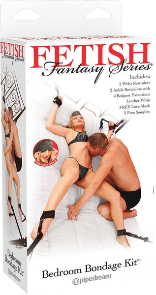 Fetish Fantasy Bedroom Bondage Kit