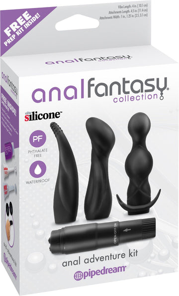 Anal Fantasy Collection Anal Adventure Kit - joujou.com.au