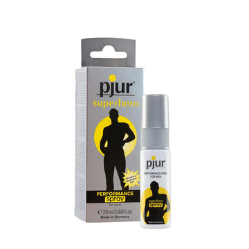Pjur Superhero Spray For Men - joujou.com.au