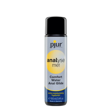 Analyse Me Comfort Water Anal Glide 100ml - joujou.com.au