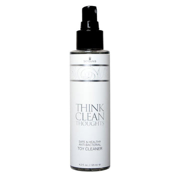 THINK CLEAN THOUGHTS TOY CLEANER - joujou.com.au