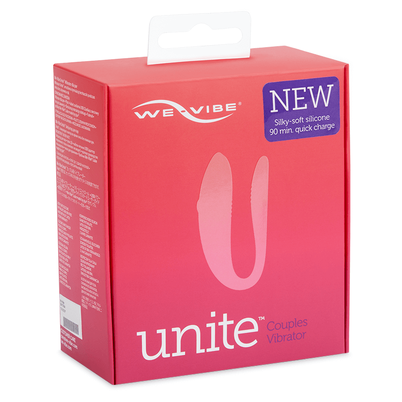 New WeVibe Unite 2 Couples Vibrator