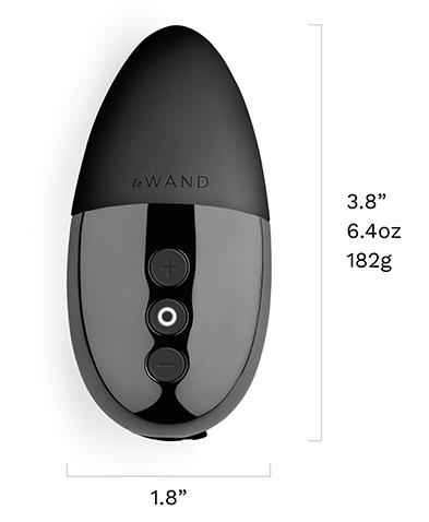 Le Wand Chrome Collection Point Vibrator