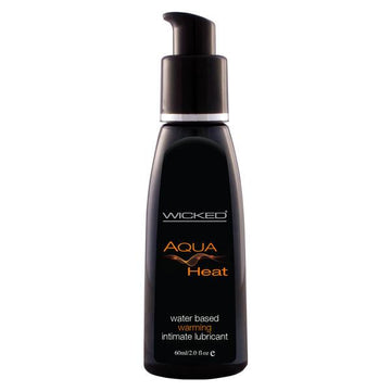 Wicked Aqua Heat Warming Lubricant