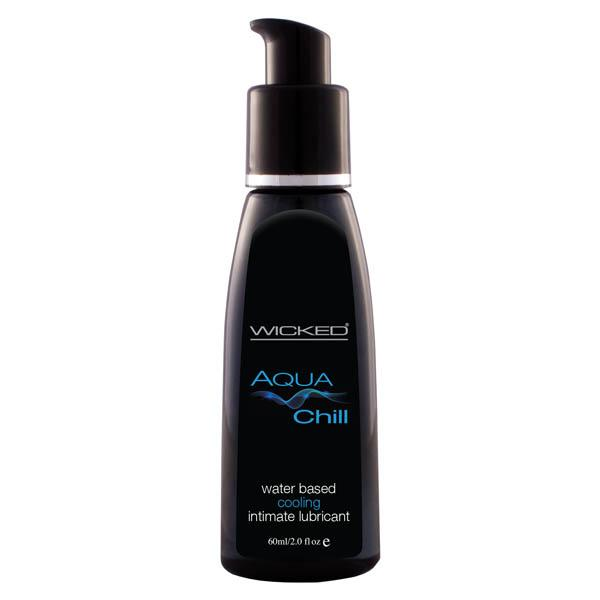 Wicked Aqua Chill Cooling Lubricant - joujou.com.au