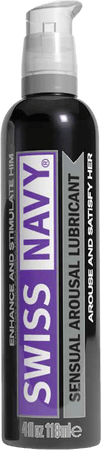 Swiss Navy Sensual Arousal Lubricant