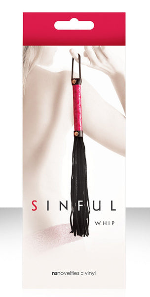 NS Novelties Sinful Pink Whip