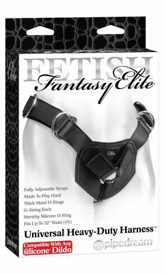 Fetish Fantasy Elite - Universal Heavy Duty Harness