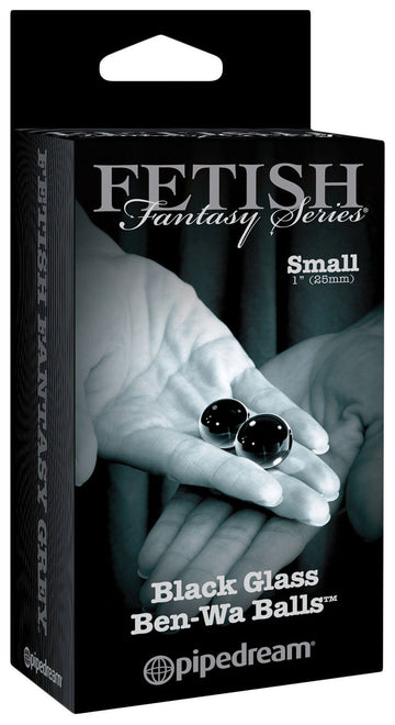 Fetish Fantasy Limited Edition Glass Ben Wa Balls Small