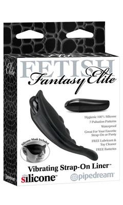 Fetish Fantasy Elite - Vibrating Strap On Liner