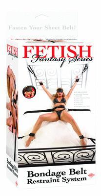Fetish Fantasy Bondage Belt Restraint System