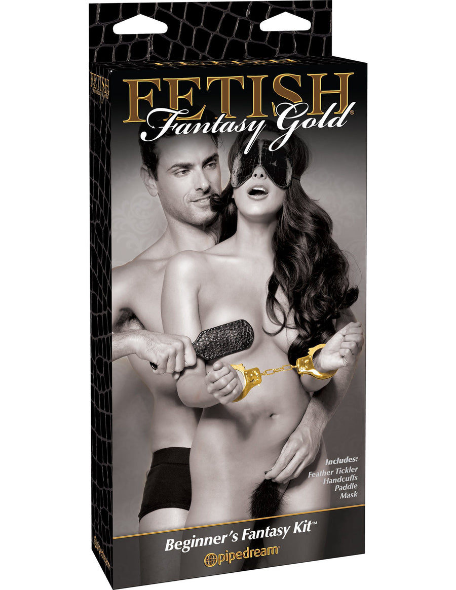 Fetish Fantasy Gold Beginner's Fantasy Kit