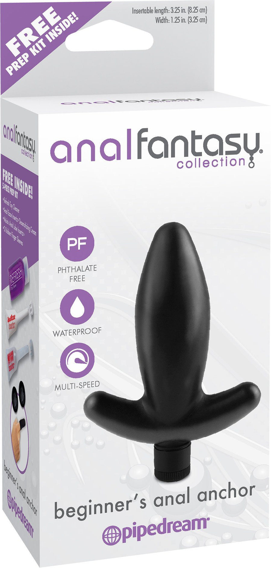 Anal Fantasy Collection Beginners Anal Anchor - joujou.com.au