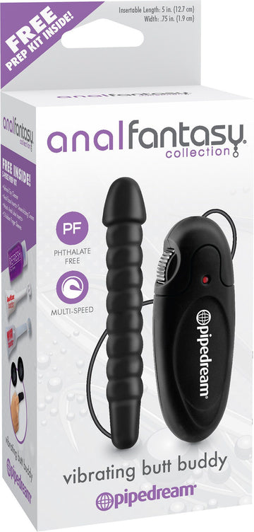 Anal Fantasy Collection Vibrating Butt Buddy - joujou.com.au