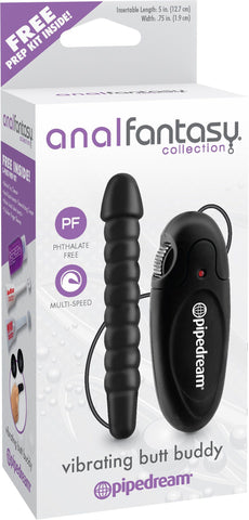 Anal Fantasy Collection Vibrating Butt Buddy