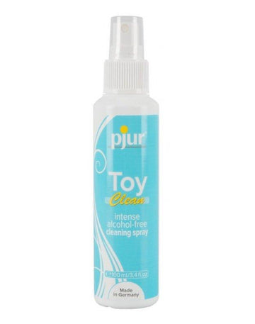 PJUR Toy Clean 100ml spray - joujou.com.au