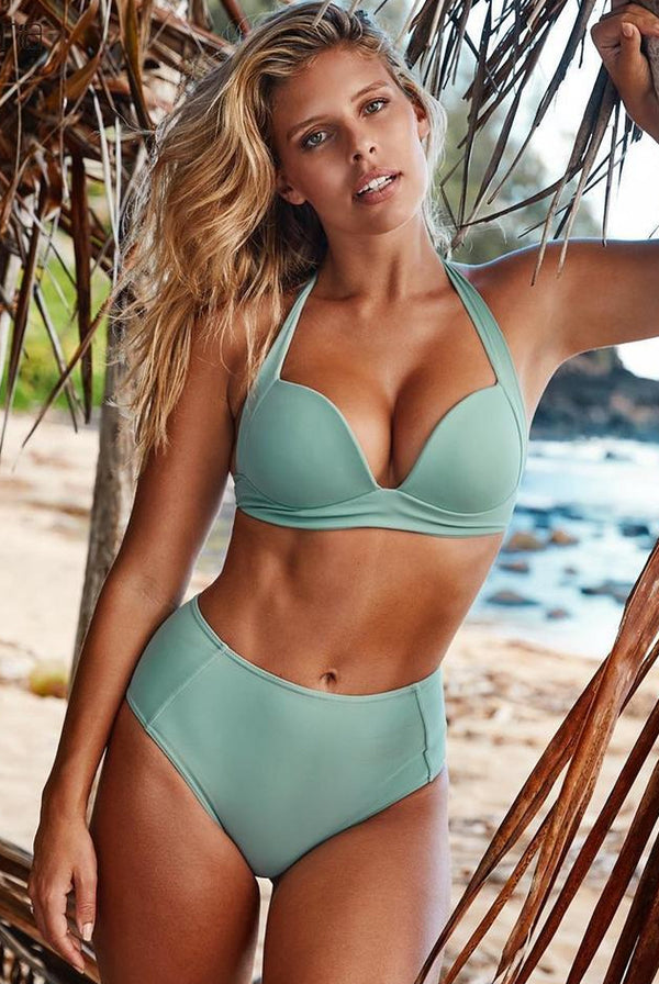 California Waves Bikini Set