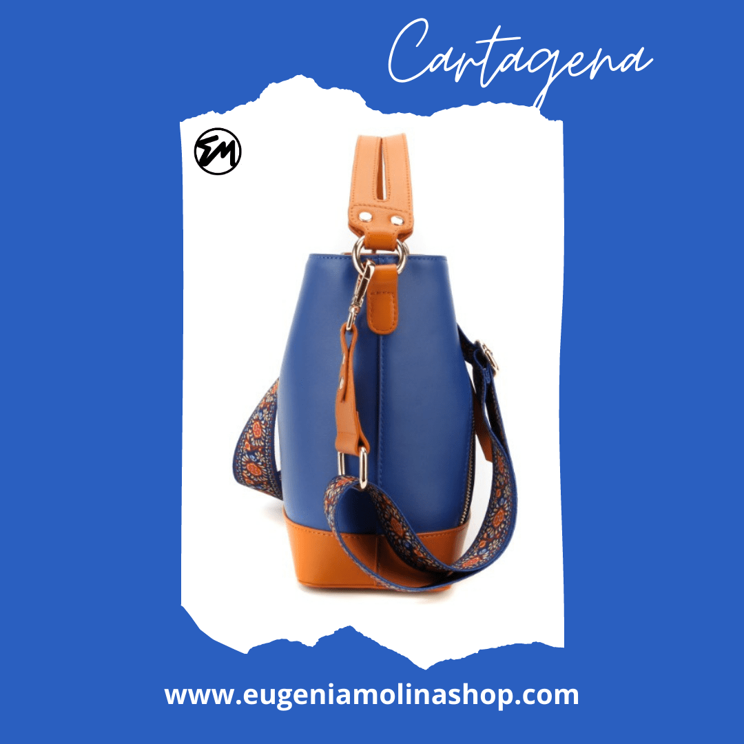 Say Hello to Cartagena Mini Tote Bag