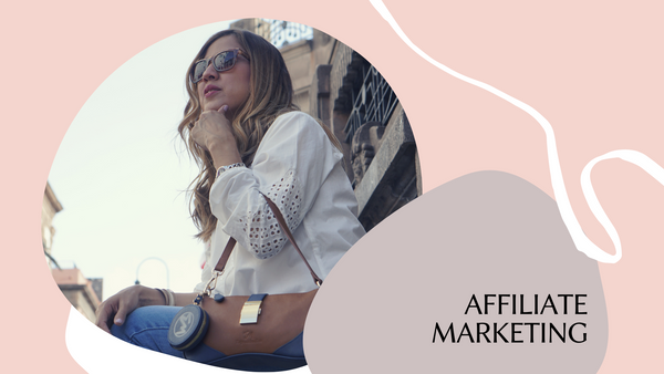 affiliate marketing to empower women. Boss lady affiliate marketing. Sell designer leather bags and earn extra money. Work from home.