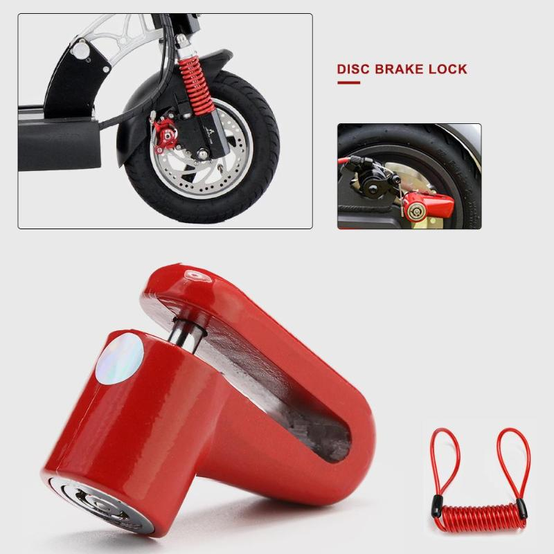 Anti-Theft Wheel Disc Brakes For Scooter - POPHOLLY