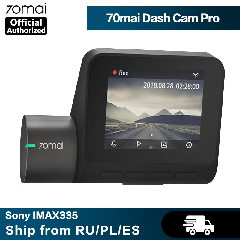 Dash Cam for Car -WiFi ,1944P HD ,Voice Control ,24H Parking Monitor - POPHOLLY
