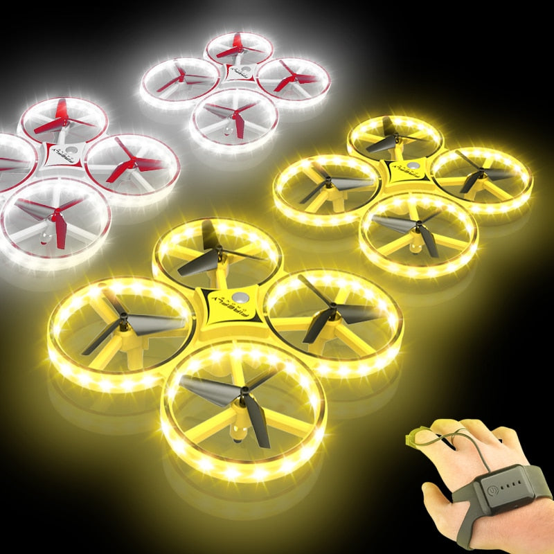 Hand Controller Quadcopter For Kids - POPHOLLY