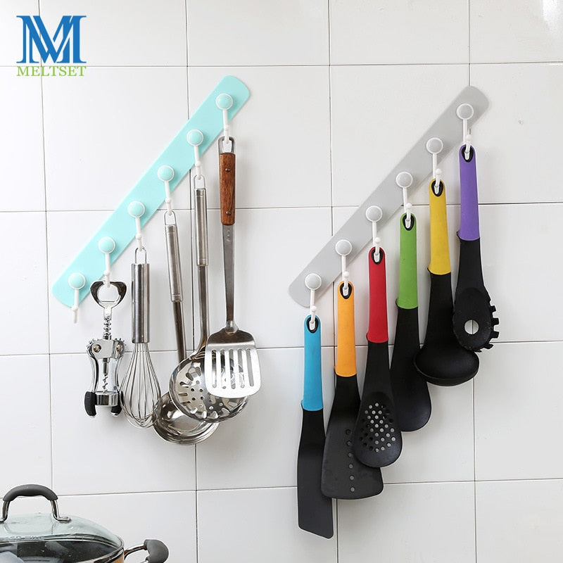 Hooks Holder for  Kitchen Storage - POPHOLLY