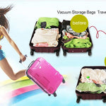 Foldable Vacuum Bag For Clothes Storage - POPHOLLY
