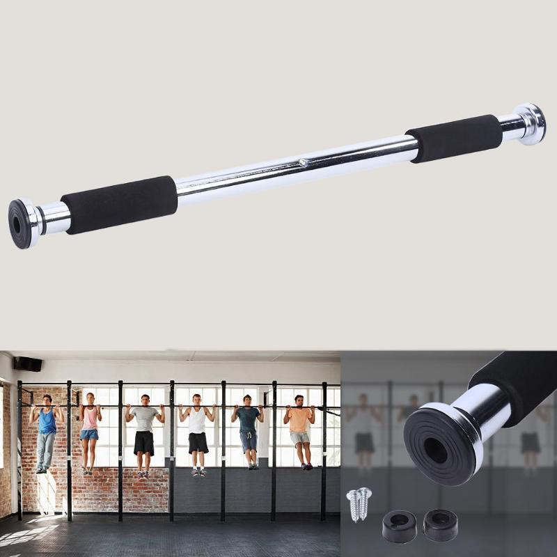 Adjustable Pull Up Bars For Indoor Workout - POPHOLLY