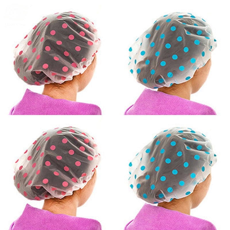 Waterproof Shower Cap - POPHOLLY