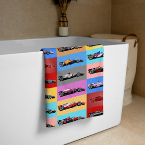 Formula 2 Grid 2020 Towel