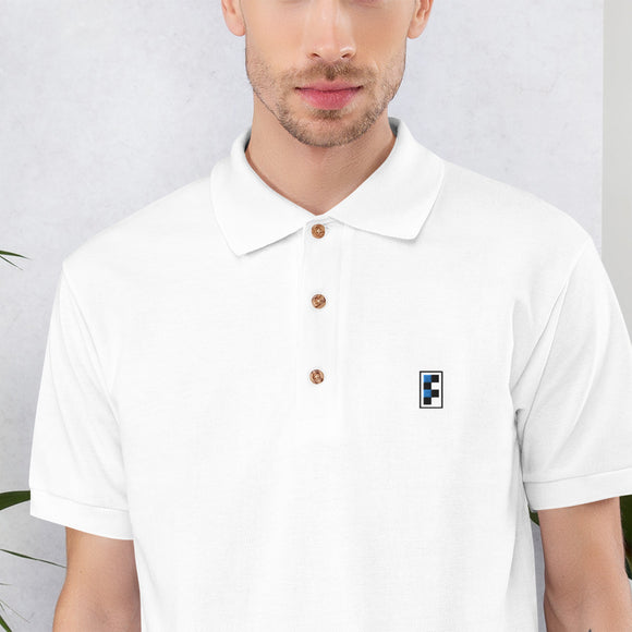 Signature Embroidered Premium Polo Shirt