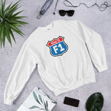 #RoadtoF1 - Unisex Sweatshirt