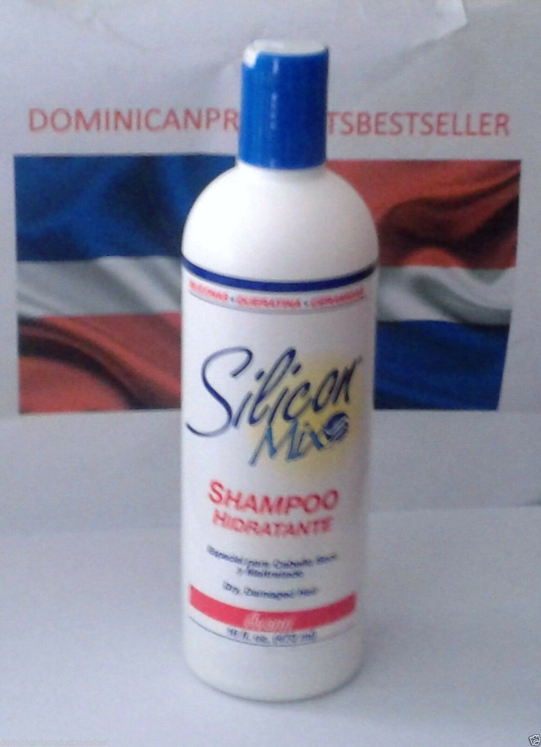 SILICON MIX HAIR HYDRATING SHAMPOO 16 OZ DOMINICAN REPUBLIC BRAZIL